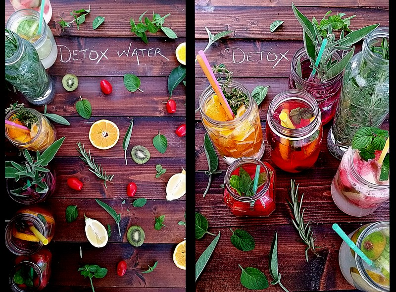 Detox - infused water for weight loss (3/6)