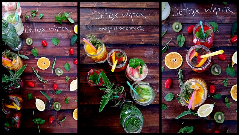 Detox - infused water for weight loss (2/6)