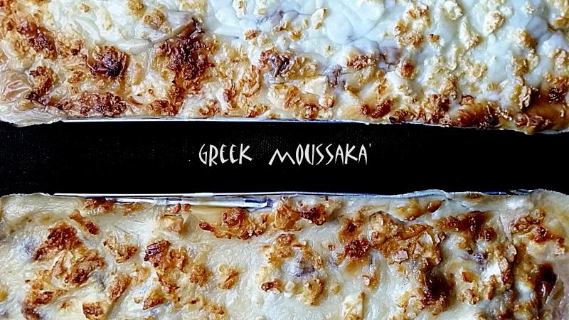 Greek Moussaka' (6/6)