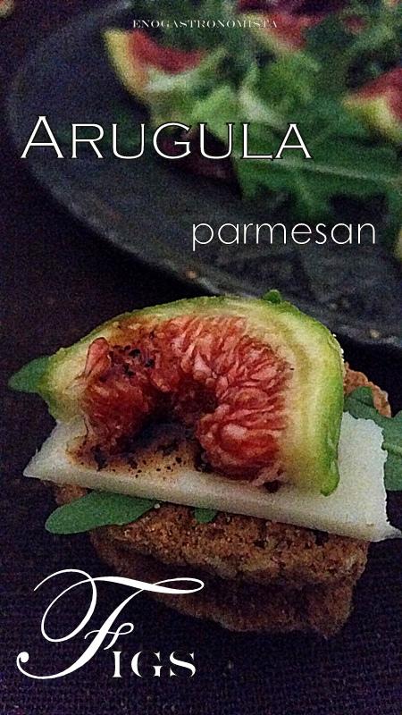 Fig & Arugula salad (5/6)